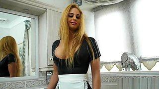 Cathy Heaven - Maid For Pleasure Scene)