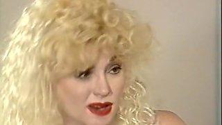 Exotic pornstar in crazy fetish, threesomes sex video