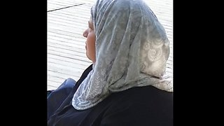 Hijab candid arabic feet and more compilation