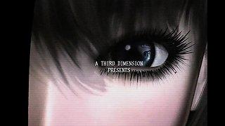 Umemaro 3D Twin Succubus 3D censored scene 2