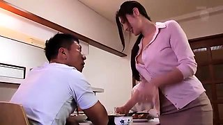 Mesmerizing Asian wife gets pounded hard in every position