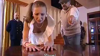 Spanking story of disobedient daughter