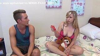 Voodoo Doll Makes Sister His Slut