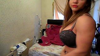 Tabbyanne dirty liverpool school girl striptease big titties pierced