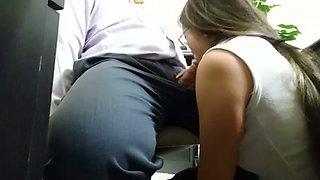 sex with boss