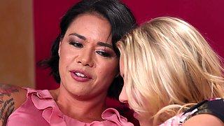 Responsible Mom Dana Vespoli missed Slutty Friend Katie Morgan a LOT!
