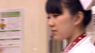 Japanese Nurse Fuck Treatment At ER