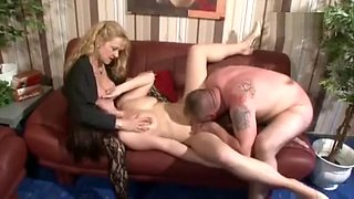Reality - Real Family Sex - German Full Movie Part 3/3