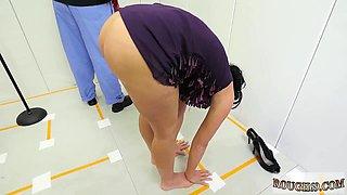 Midget foot domination Talent Ho